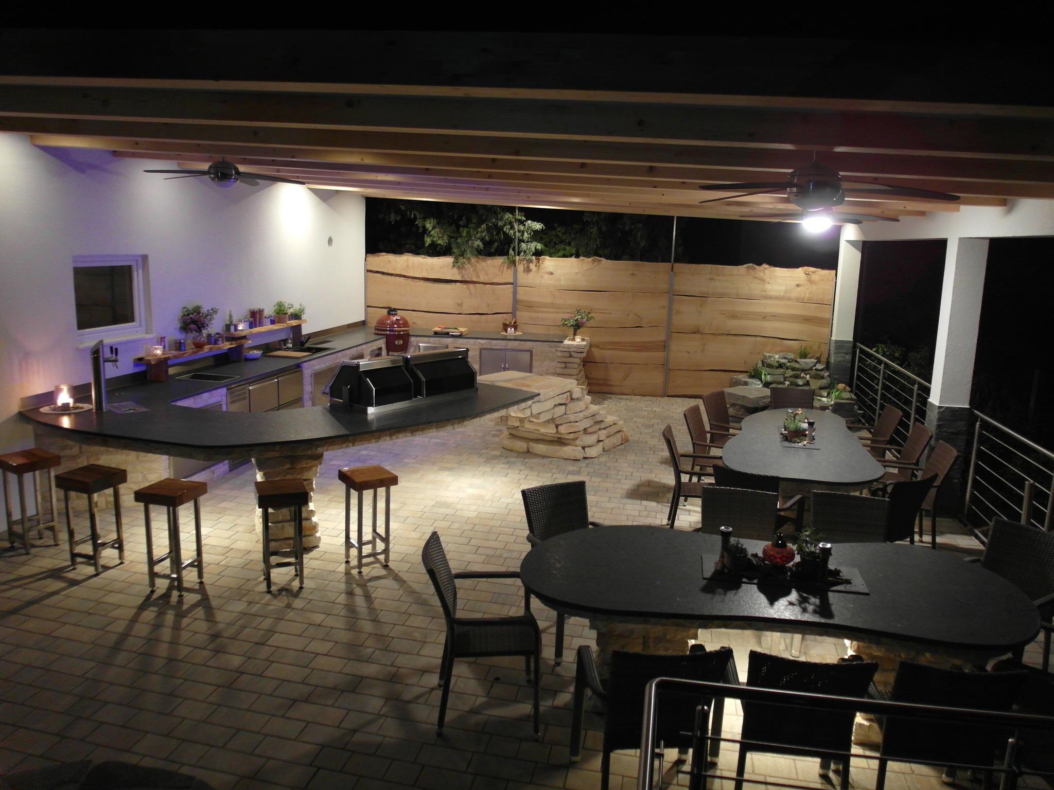 Outdoor Küchen Auersperg : Feuer flamme in draßburger outdoor küche mattersburg