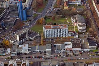 """Auf dem Areal der ehemaligen Anton Bruckner Privatuni sind mit dem """"Bruckner Tower"""" 346 Wohnungen geplant."""