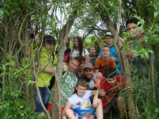Naturerlebnistage gehörten an der Neuen Mittelschule in Schärding zu den bisherigen Ökolog-Projekten.