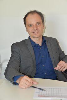 WK-Spartenobmann Michael Unterweger