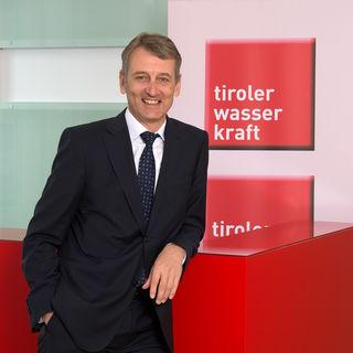 TIWAG-Vorstand DI Erich Entstrasser