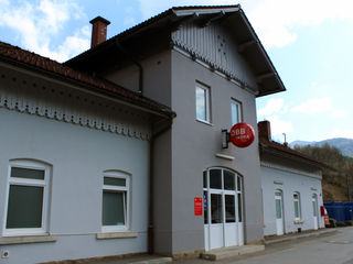Der Bahnhof in Scheifling wird derzeit umgebaut. Foto: ÖBB