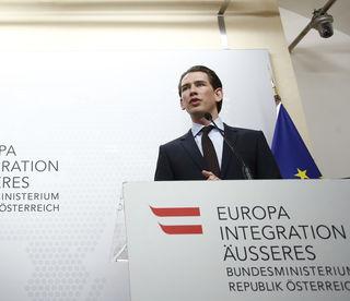 Sebastian Kurz fordert Neuwahlen.