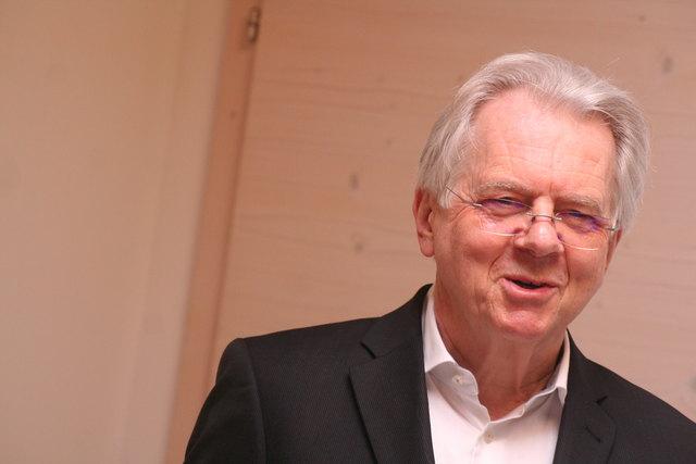 Universitätsprofessor Reinhold Popp bot interessante Infos zum zukünftigen Wohnen.