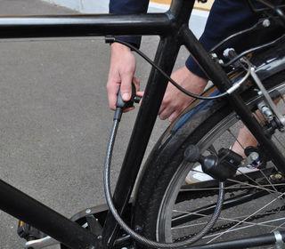 Fahrraddieben soll die Arbeit schwer gemacht werden. Foto: KK