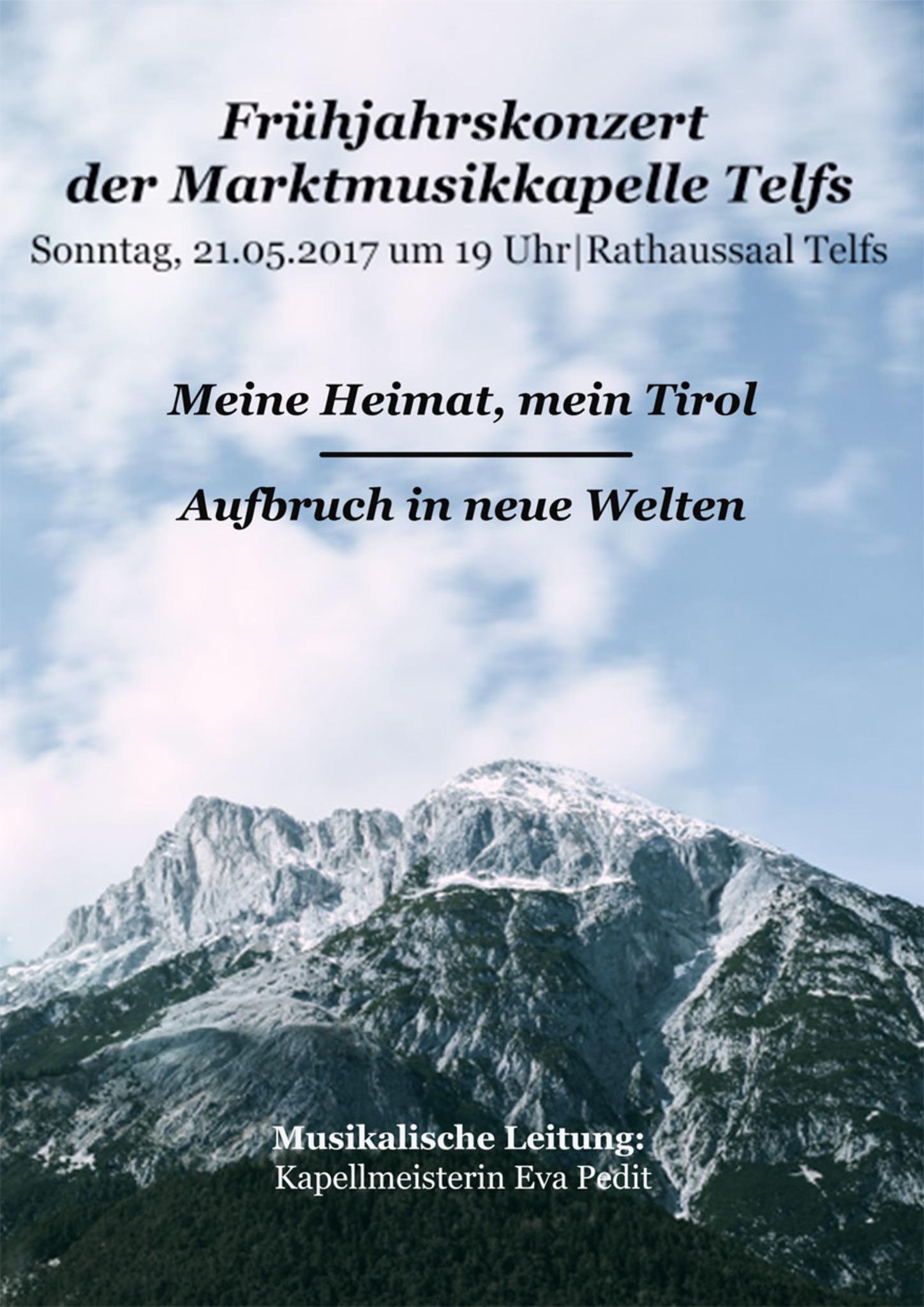 Fruhjahrskonzert Der Marktmusikkapelle Telfs Telfs