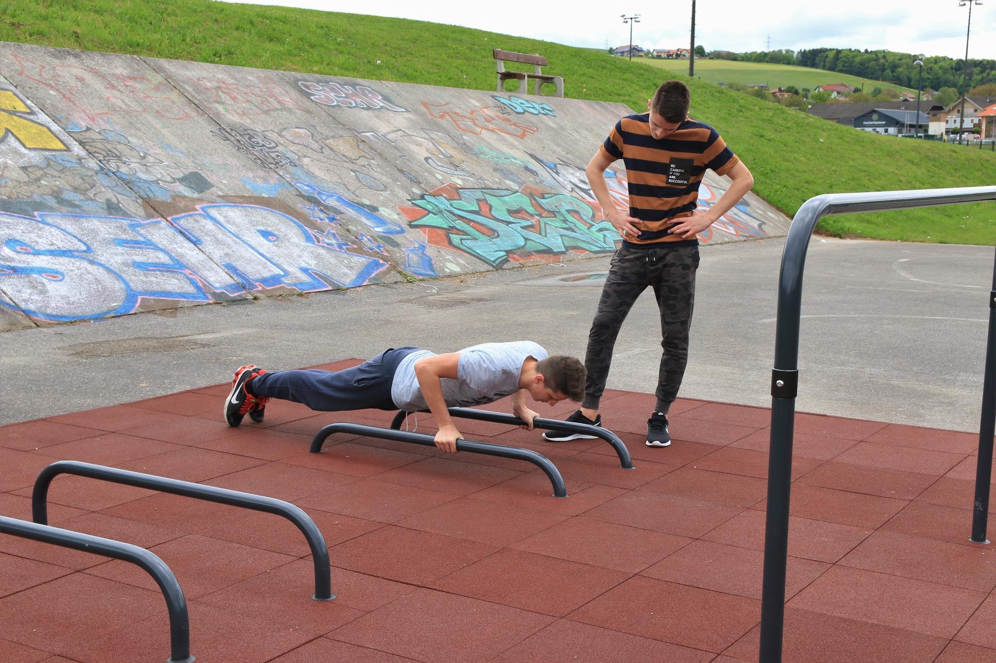 Klettergerüst Calisthenics : Grundprinzipien einer calisthenics einheit u ein beispiel workout