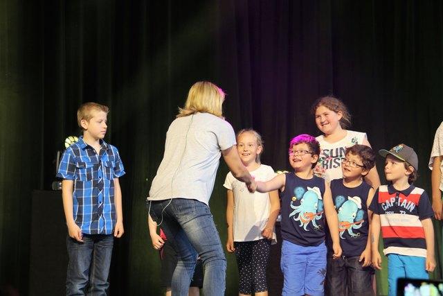Kasematten Schloßbergbühne, Schlagerstar Michelle, Schloßbergfest Graz