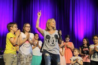 Schlagerstar Michelle, Schloßbergfest, Graz, Kasematten, Muttertagskonzert