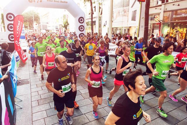 Der Fairnessrun findet zum 4. mal statt, gelaufen wird über die Mariahilfer Straße.