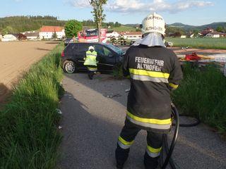 Die Feuerwehren Althofen und Kappel standen im Einsatz