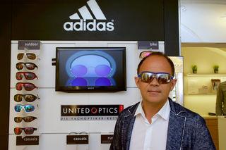 David Vogelhuber und Vogelhuber United Optics sind wieder als Sponsor beim Neunkirchner Firmenlauf dabei.