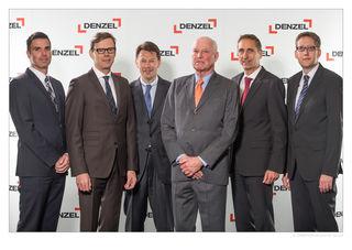 Der Vorstand der Denzel Gruppe blickt mit positiven Ergebnissen der vergangenen Jahre in der Tasche optimistisch in die Zukunft.
