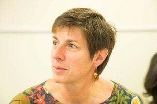 Tagung des erweiterten Bundesvorstandes der Grünen in Salzburg Foto: Neumayr/MMV 19.5.2017 Landeshauptmann-Stellvertreterin Astrid Rössler