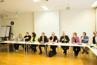 Tagung des erweiterten Bundesvorstandes der Grünen in Salzburg Foto: Neumayr/MMV 19.5.2017