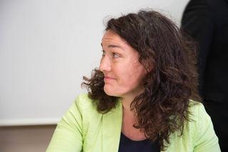 Tagung des erweiterten Bundesvorstandes der Grünen in Salzburg Foto: Neumayr/MMV 19.5.2017 Ingrid Felipe