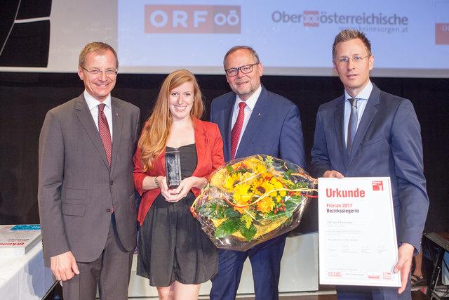 17.05.2017, Linz, Ehrenpreis für´s Ehrenamt, Foto: foto-reiter.com   A. Reiter