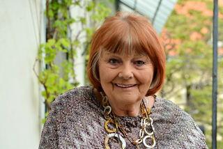 Einfach Kult: Schauspielerin Elfriede Ott (91).