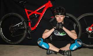 """Stefan Resch, Mountainbiking """"PedalSurfer"""" Rauchenwarth"""
