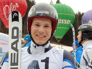 Alexander Steinkogler bestritt etwa 100 FIS-Rennen und zehn Europacup-Rennen.