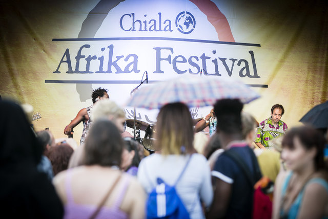 Chiala Afrika Featival Graz