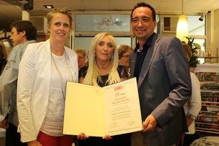 Vera Sares, Manuela Hirschl, Mario Freiberger