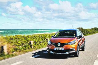 Renault Captur, Europas bestverkauftes Fahrzeug in seinem Segment. Facelift mit Juni zu Preisen ab 17.000 Euro.