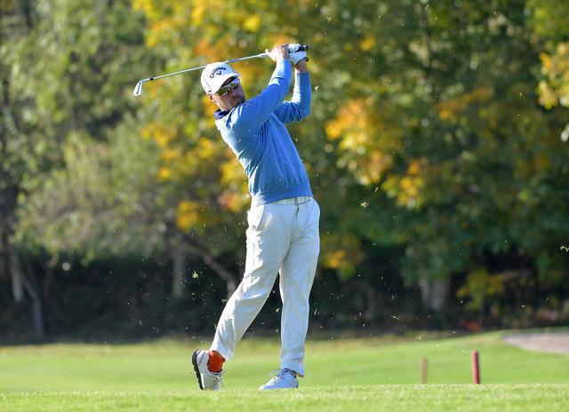 Vom Spätstarter zum Lyoness-Open-Teilnehmer: Der Grazer Golfer Felix Schulz möchte sich im Konzert der Großen etablieren.