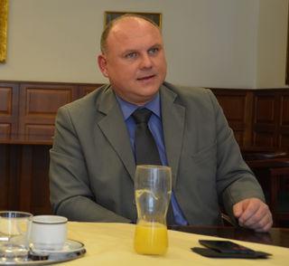 Stadtrat Bruno Weber