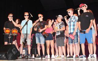 Der Musische Abend der Neuen Mittelschule Gerlitz Hartberg war ein voller Erfolg.