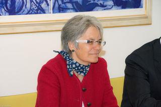Gespannte Zuhörerin: NÖ Landesrätin Petra Bohuslav