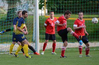 SV Haslach : Union Nebelberg 1:0 (0:0)