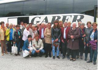 Die Wolfsberger Pensionisten reisten gemeinsam in die Steiermark