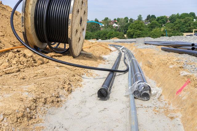 Breitband in voller Bandbreite: Bis 2022 soll es das hochleistungsfähige und ultraschnelle Internet steiermarkweit geben.