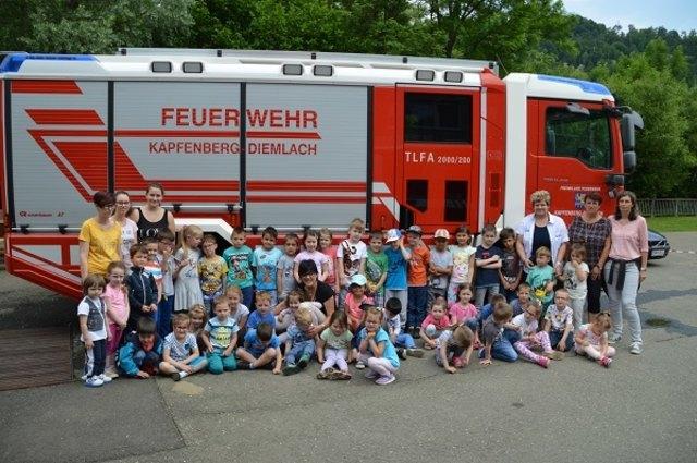 Feuerwehr Kapfenberg Diemlach Thema Auf Meinbezirkat