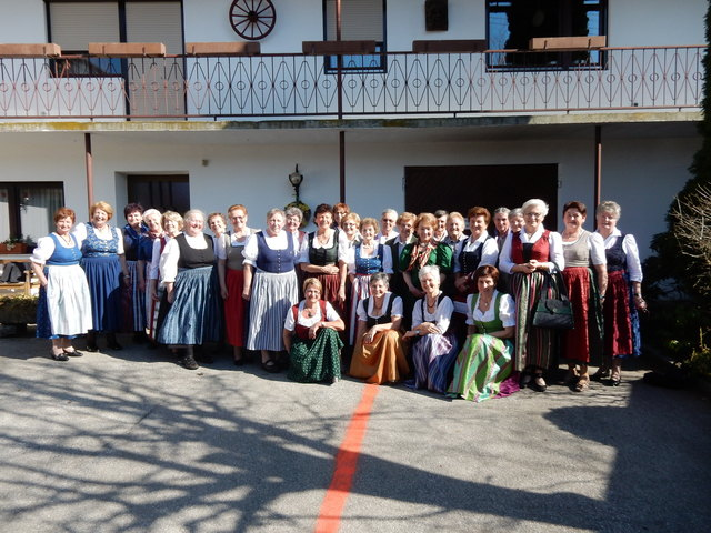 Oldtimertreffen in Heiligenberg - Grieskirchen & Eferding