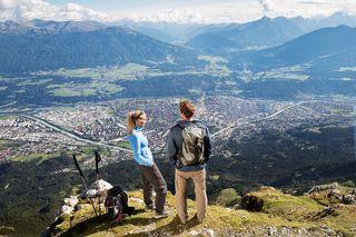Rund um Innsbruck: Wie viel Komfort braucht ein Wanderweg