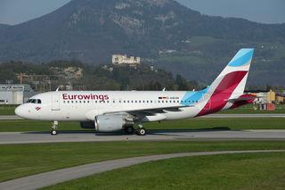 Die Lufthansa Tochter Eurowings hat im heurigen Jänner  ihre zweite Österreichbasis in Salzburg mit einem Flug nach Düsseldorf eröffnet.