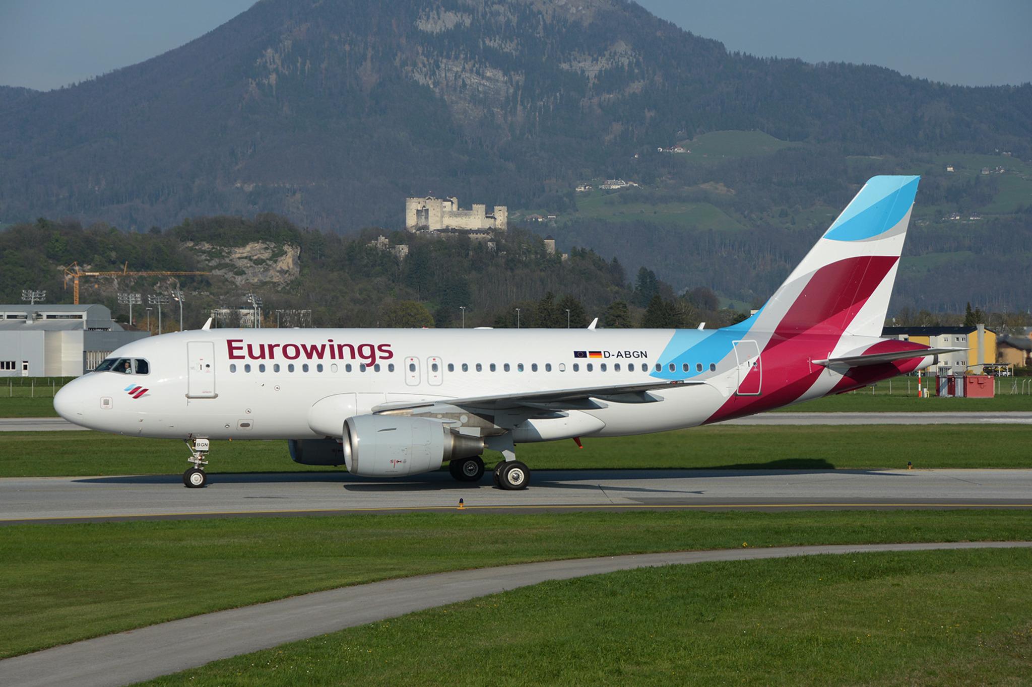 Flug Düsseldorf Salzburg