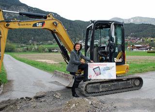 LR Patrizia Zoller-Frischauf will den Breitbandausbau in Tirol weiter vorantreiben.
