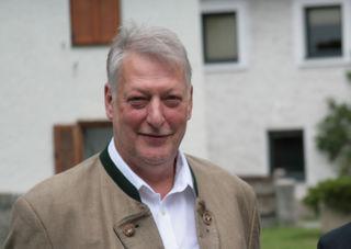 Ab Sonntag neuer Ehrenbürger: Reinhold Falbesoner