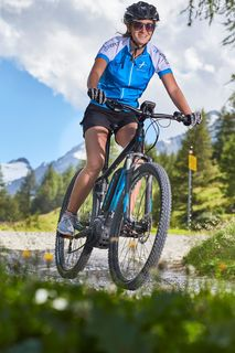 Das Paznaun bietet Genuss-E-Mountainbikern ein perfektes Terrain.