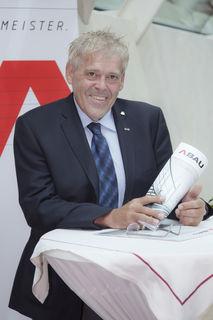 Baumeister DI (FH) Anton Larcher, Aufsichtsratsvorsitzender