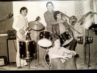 Die Caballeros geigten in den Siebzigern in den Discos auf.
