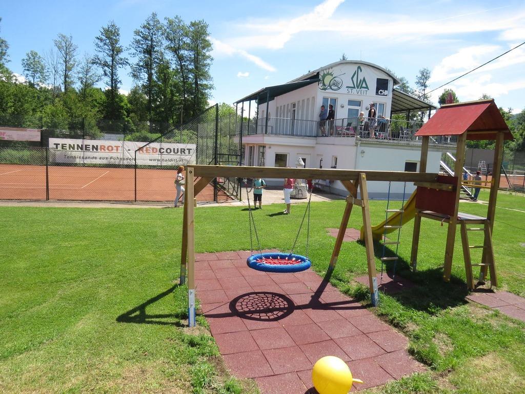 Der neue Kinderspielplatz ist seit Anfang Juni am SCA-Gelände für jeden zugänglich. Weitere Neuerungen sollen folgen