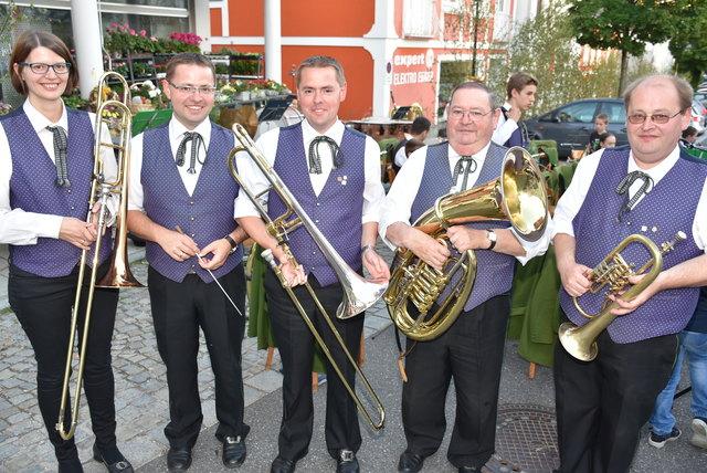 Die Haderers - Marktmusik Pabneukirchen