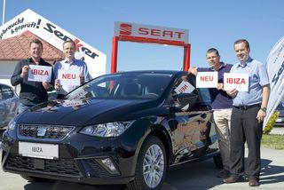 Jetzt probefahren bei Ihrem Autohaus Senker: Der neue SEAT Ibiza bereits ab 11.490 Euro!