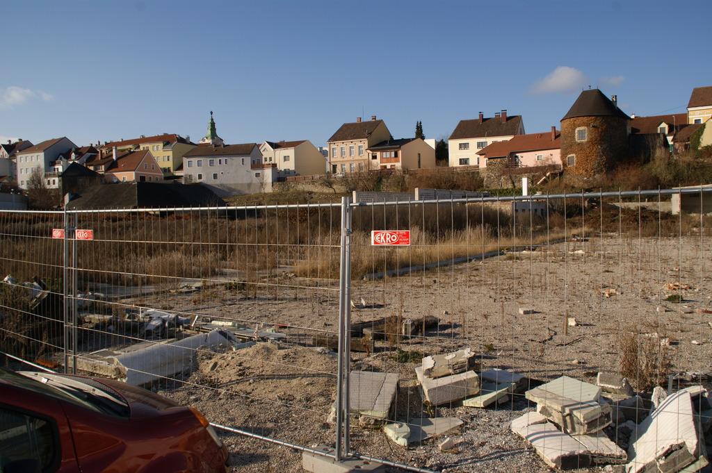 Die Vorgänge rund um dieses Areal könnten Zwettls Bürgermeister Herbert Prinz schon bald zum Verhängnis werden.
