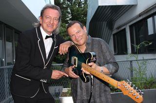 Markus Linder und Klaus Schubert