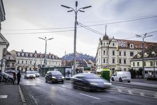Der Grazer Griesplatz soll schöner und grüner werden.